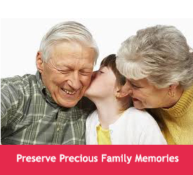 Preserve Memories with Your Life Story